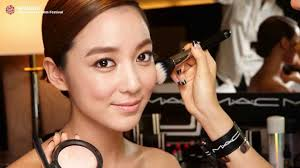 marie claire korea red carpet makeup by mac you
