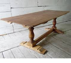 exeter old pine farm table
