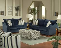 Living Room:Classic Blue Blinds In The Living Room Idea With Classic  Chandelier Simple And