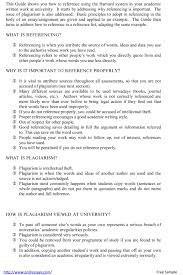 008 Reference Page For Essay Citing Sources In Mla Style Thesis How