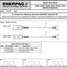 enerpac ic ic ic ic ic ic  enerpac ic 200 ic 224 ic 300 ic 324 ic 400 ic 424 schematic pdf gustin hydraulics