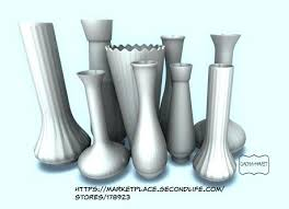 milk glass vases white