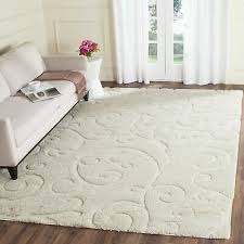 safavieh florida scrollwork elegance cream area rug 8 6