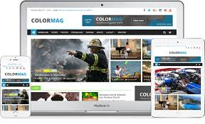 Themes Downloading Free Colormag Free Magazine Style Responsive Wordpress Theme 2019
