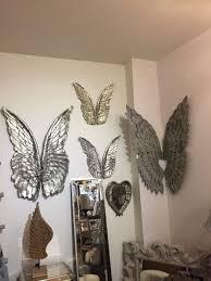 angel wings wall decor