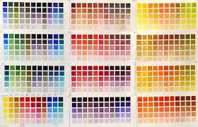 Color Chart Of My Oil Palette Please Visit My Blog 4 14 0