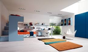 Teens Bedroom Bright Color Theme For Teens Room Decorating Ideas By Zalf