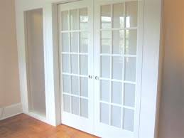 popular french closet doors with frosted glass with frosted french pocket doors leading to