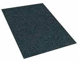 blue indoor outdoor area rug carpet