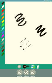 Draw a line segment with the specified start and stop x,y coordinates, using the specified paint. Drawing Canvas For Android Apk Download