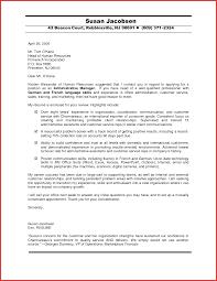 Elegant Administrative Supervisor Resume Personal Leave