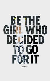 Go For It Quotes Adorable Determination Quote