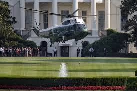 Image result for trump kicked out of white house