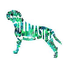 Bullmastiff Size Chart Bullmastiff