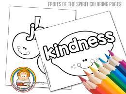 Fruit is fun to eat and fun to color. Fruits Of The Spirit Bible Coloring Pages Christian Preschool Printables