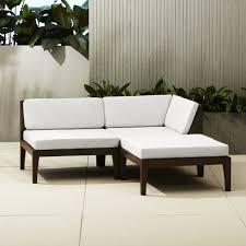 modern outdoor sectional. Modern Outdoor Sectional CB2