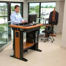 ergonomic costco standing desk ideas workstation stand up type x my style desks bench and decorating