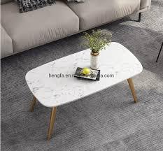 modern home furniture metal frame tea