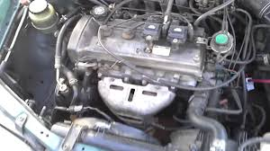 96 Toyota Tercel walkaround - YouTube
