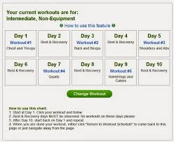 Internet Scams And Site Reviews 7 Minute Workout Review