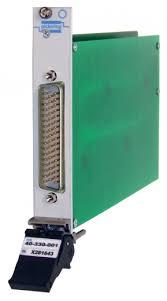 PXI 24xSPST <b>High Voltage</b> Power <b>Relay Module</b> - 40-330-001