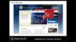 finding overseas contracting jobs organize your job search finding overseas contracting jobs organize your job search