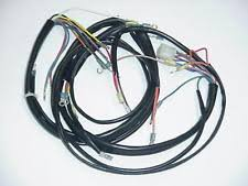 sportster wiring harness motorcycle parts new 1975 1976 harley davidson xlh sportster main wiring harness
