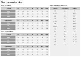 Womens Road Bike Size Chart Sizing Guides And Charts