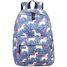 VentoMarea Stylish School Backpack College ... - Amazon.com