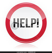 Help Sign Clipart 2 Clipart Station