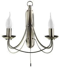 <b>Бра Arte Lamp</b> Maypole A6300AP-2AB — купить по выгодной цене ...