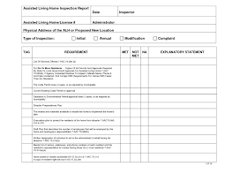 home inspection report template home inspection report forms free download and site inspection
