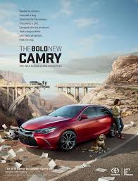 toyota new car release 2015Boldness Branding and BB King Toyota Launches 2015 Camry