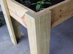 how to build a raised garden bed with legs. Instructions For Building A Simple Tabletop Raised Garden Bed How To Build With Legs