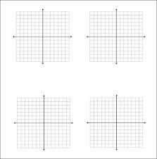 Blank Graph Math Blank Math Graph Paper Dutan Club
