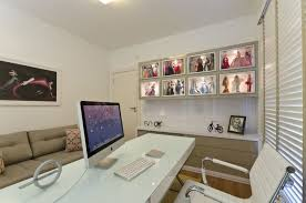 home office in living room. home office in living room small combo with design