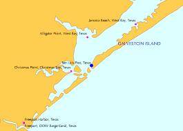 San Luis Pass Texas Tide Chart