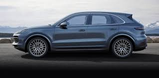 2018 porsche suv. wonderful suv identifying changes to the cayenneu0027s design through front and profile  view is a job for trainspotters but rear clear in its newgen panamera  for 2018 porsche suv r