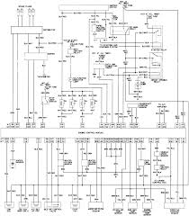 Toyota ta a electrical wiring diagram and 1998