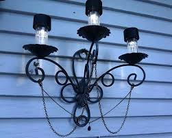 outdoor solar chandelier fancy outdoor solar light a 1 2 outdoor solar chandelier bulbs