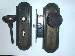 glass door knob sets item a antique restoration hardware antique brass door lock sets glass door knob