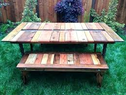 wood garden table full size of wooden garden table bench seats white timber outdoor seat wood
