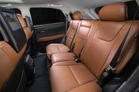 lexus 2015 rx 350 interior. lexus the rear seats conveniently fold down to increase cargo capacity but we found seat 2015 rx 350 interior
