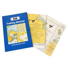 Rya Charts Rya Training Charts 3 4 And Training Almanac Tctan Rya