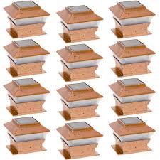 4x4 Wood Post Lights Cheap Solar Post Lights 4x4 Find Solar Post Lights 4x4