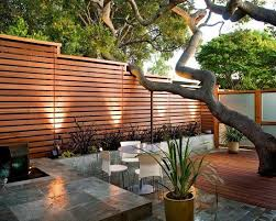 Small Picture The 25 best Modern fence design ideas on Pinterest Modern fence