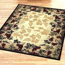 area rugs rug 8x10 contemporary black