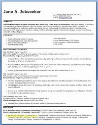 Sample Resume For Engineering Inspiration Injection Moulding Engineer Resume Top Download Best Industrial