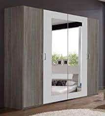 mirror effect furniture. Mirror Effect Furniture. Modren Germanica Rostock Bedroom Furniture 4 Door Wardrobe In White U0026