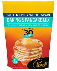 amazon pamela s s gluten free baking and pancake mix 4 pound bags pack of 3 pancake and waffle mi grocery gourmet food
